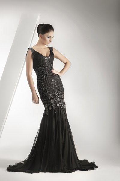 espectaculares vestidos de noche