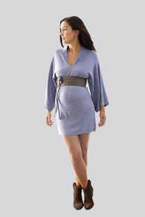 vestidos de maternidad en invierno