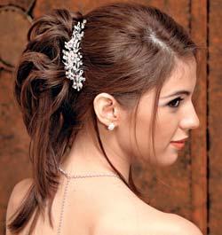 peinados de gala