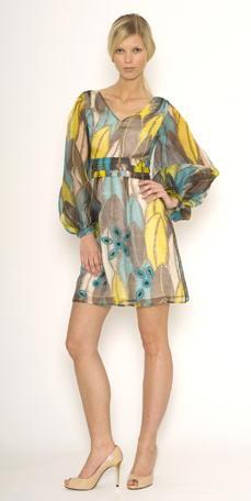vestidos flojos muy modernos