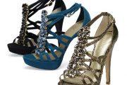 Zapatos para navidad de Victoria Secret