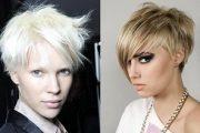 Peinados y cortes de cabello 2012