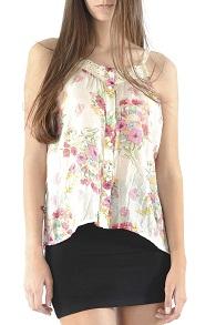 blusas modernas sueltas