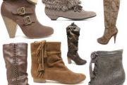 Zapatos y botas 2011
