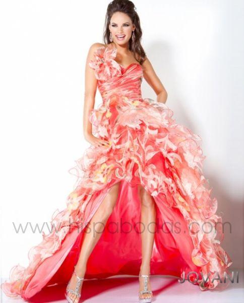 vestidos de fiesta con flecos