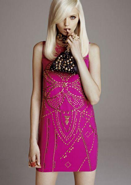 moda elegante para mujer