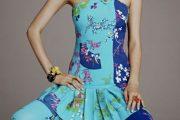 Vestidos cortos de elegantes colores