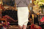 Vestidos, blusas y faldas elegantes