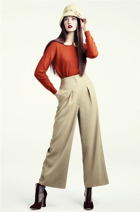 moda clásica para mujeres