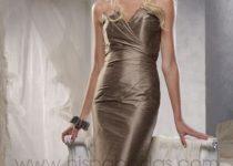 vestidos modernos para madrinas