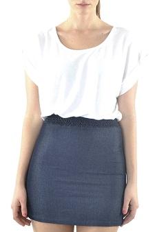 Blusas para faldas pegadas