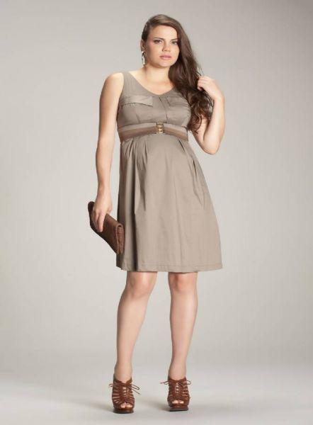 Vestidos para embarazadas en baby shower - Imagui