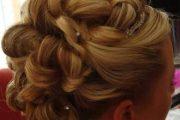 Peinados para novias 2012