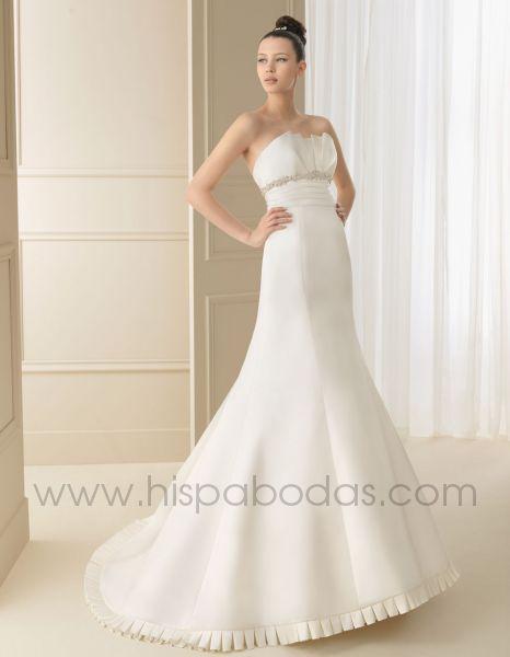 vestidos actuales de novia