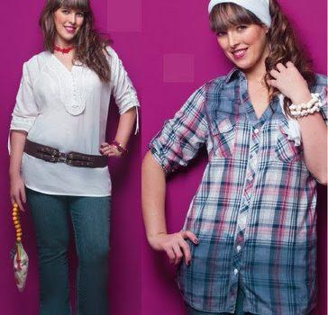 ropa casual y moderna