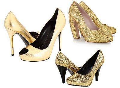 zapatos brillantes para novias