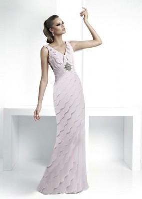 vestidos cortos y largos de moda