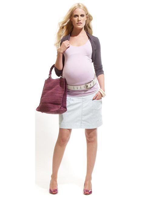 vestidos casuales de maternidad