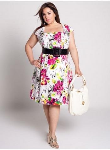 Vestidos primavera/verano 2012 para gorditas (XL)