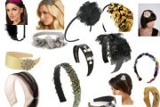 Accesorios de moda para el cabello para un aspecto moderno y elegante