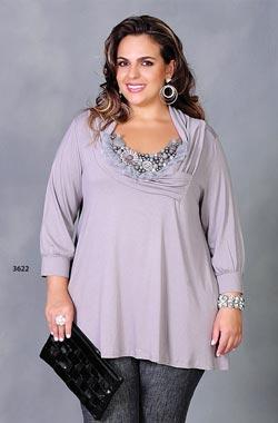 62ba83d387 blusas de fiesta gorditas. Blusas elegantes para gorditas
