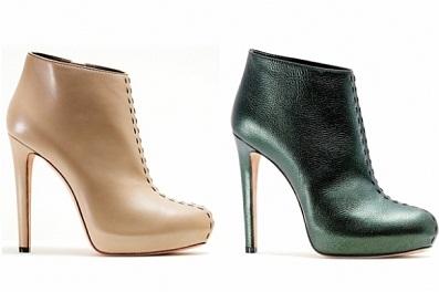zapatos extravagantes