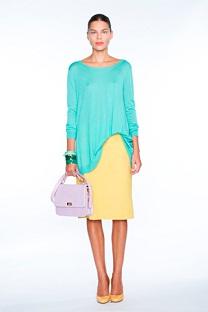 vestidos de colores
