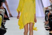 Vestidos frescos para fiestas 2012