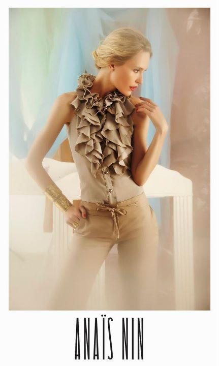 Pantalones elegantes conjuntos de moda aquimoda com vestidos de