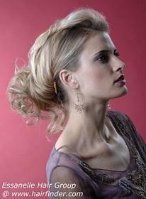 peinados mujer 2012