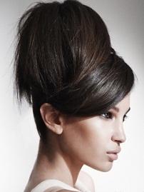 peinados de fiesta con cabello largo