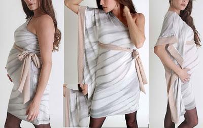 vestidos fin de año embarazadas