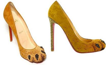 zapatos marrón claro