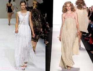 vestidos largos ligeros