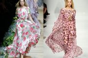 Moda 2012: Los maxivestidos