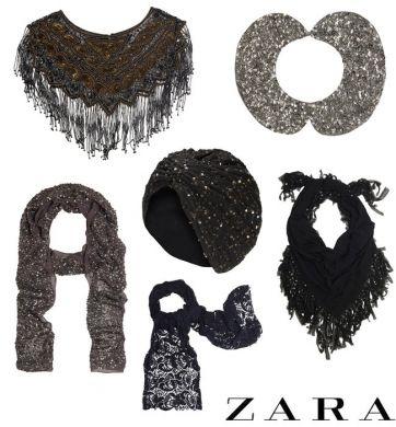 accesorios brillantes a la moda