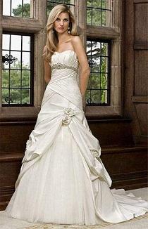 novedosos vestidos de novia