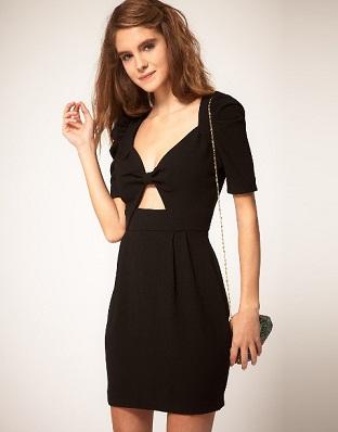vestidos asimétricos