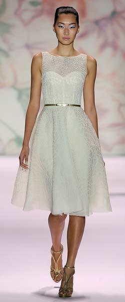 vestidos cortos de novia