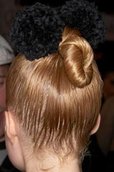 peinados casuales con trenzas