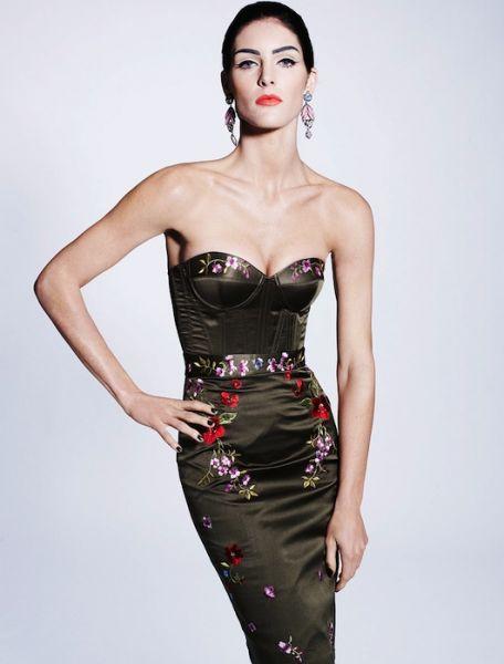 vestidos de otoño 2012