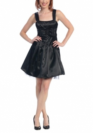 vestidos cortos casuales de moda