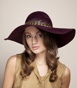 sombreros de vestir para mujeres