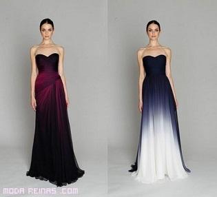vestidos descoloridos