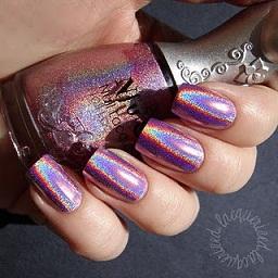uñas decoradas a la moda