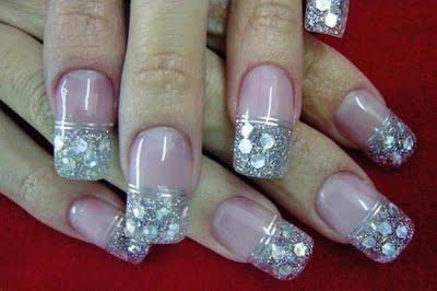 uñas pintadas a la moda
