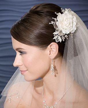 modelos de velo de novia with peinados para boda con velo - Peinados De Novia Con Velo