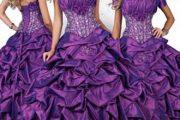Nuevos modelos de vestidos para quince años