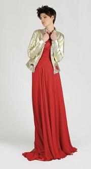 vestidos de fiesta con chaqueta
