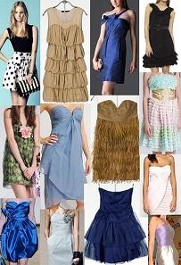 vestidos veraniegos cortos